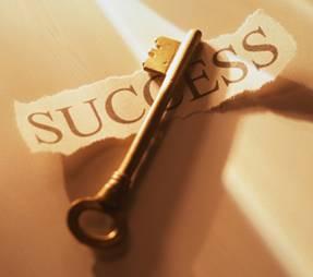 úspěch tajemství motivace zápis