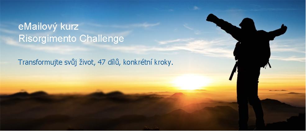 RisorgimentoChallenge - transformační emailový program