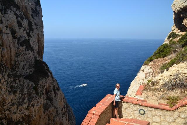 Capo Caccia, Sardinie, Sardinia, Sardegna