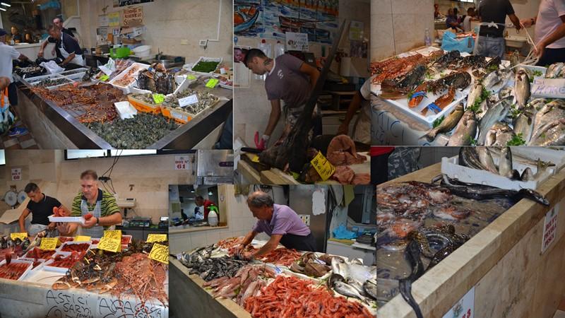 Market, Cagliari, Sardinie, Sardinia, Sardegna