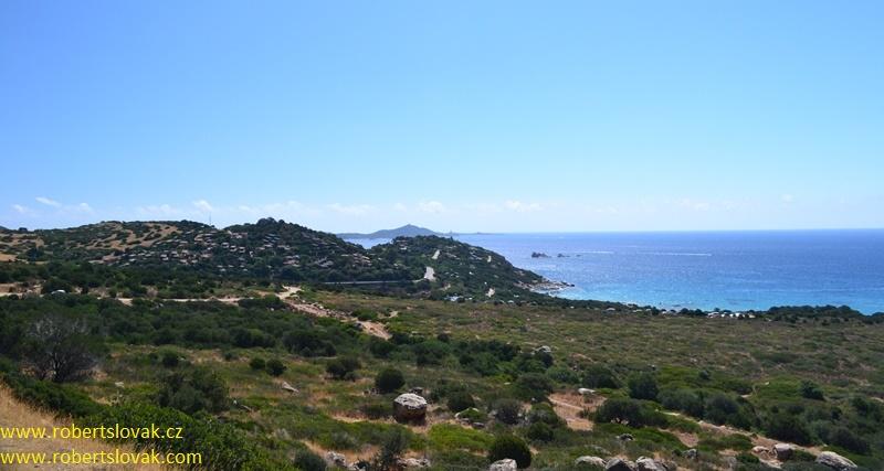 Villasimius, Sardinie, Sardinia, Sardegna