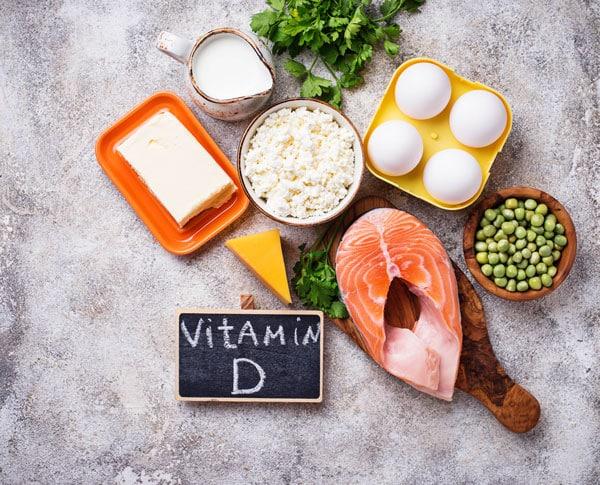 vitamin d, vitamín d