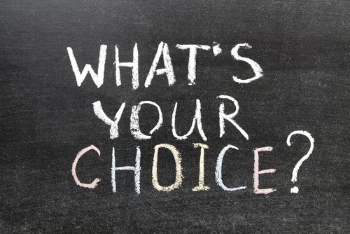 Vaše Volba: Kdo chce, hledá způsoby, kdo nechce, hledá důvody…