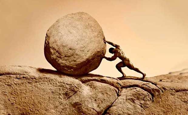vytrvalost, vytrvat, odhodlaný