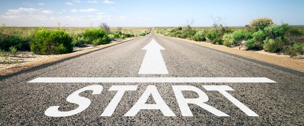 Jak začít dosahovat svých cílů? Jak začít mít úspěch? Prostě jen začni!