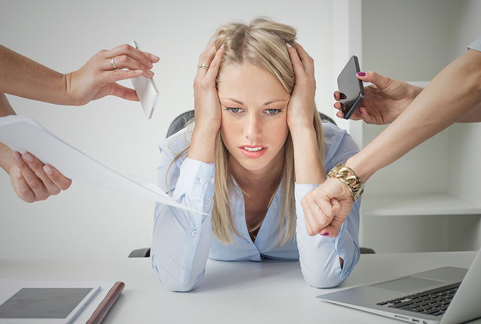stres, deprese, proti stresu, dlouhodobý stres