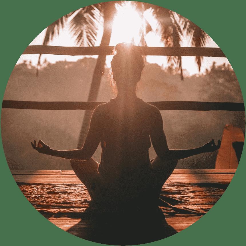 emoce, meditace, stres
